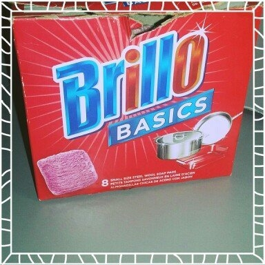Brillo Scratchless Cleaning Pad uploaded by Juderssa F.