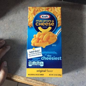 Kraft Macaroni and Cheese Original uploaded by Ana J.