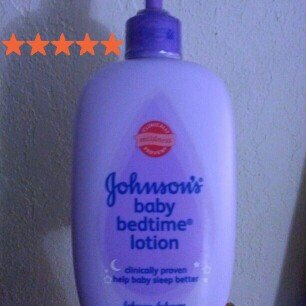 Johnson's® BedTime baby lotion