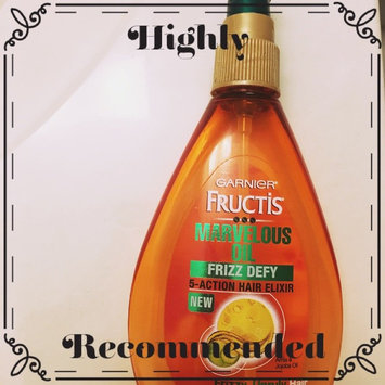 Photo of Garnier Fructis Style Unruly Hair Oil, 5.1 oz uploaded by Grizette M.