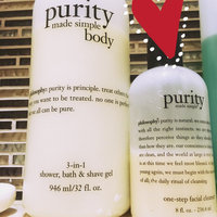 philosophy purity cleanser & cloth duo uploaded by Stephanie R.