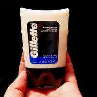 Gillette Sensitive Skin After Shave Lotion uploaded by Allison B.