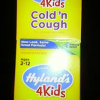 Hyland's 4 Kids Cold 'n Cough Ages 2 -12 uploaded by Sokbory C.