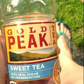 Photo of Gold Peak Sweetened Iced Tea 18.5 oz uploaded by morgan k.