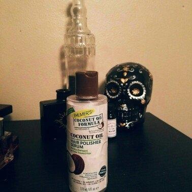 Palmers Palmer's Coconut Oil Formula Shine Serum Hair Polisher 6-oz. uploaded by Jessie S.