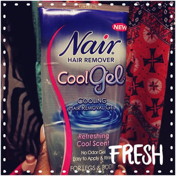 Nair Cool Gel Hair Remover for Legs uploaded by Tinese H.