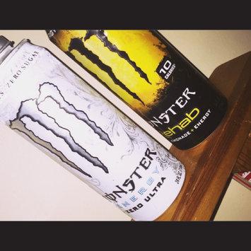 Monster Zero Ultra Energy Drink uploaded by Ethan O.