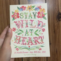 2016 Wild at Heart Take Me With You Planner uploaded by Geanne Marrie B.