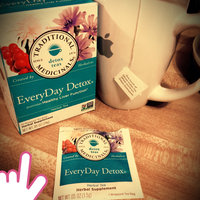 Traditional Medicinals EveryDay Detox Herbal Supplement Tea Bags, 0.85 oz, (Pack of 6) uploaded by Denise B.