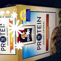 Quaker® Protein Instant Oatmeal Banana Nut uploaded by Heather F.