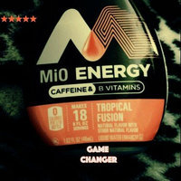 MiO Energy Liquid Water Enhancer Tropical Fusion uploaded by Caressa W.