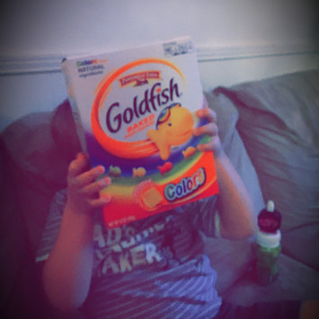 Photo of Goldfish® Colors Cheddar Baked Snack Crackers uploaded by Melissa B.