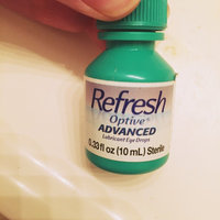 Refresh Optive Advanced Lubricant Eye Drops uploaded by Leslie T.