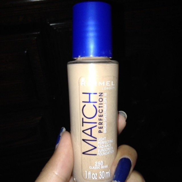 Rimmel London Match Perfection Foundation  uploaded by Alida M.