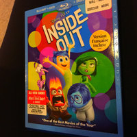 Inside Out (Blu-ray/DVD Combo Pack + Digital Copy) uploaded by Cara B.