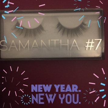 Huda Beauty Classic False Lashes Samantha 7 uploaded by Savannah S.