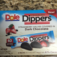 Dole Dippers Strawberry - 6 CT uploaded by Ang V.