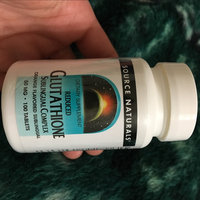 Source Naturals Reduced Glutathione Sublingual Complex Orange - 50 mg - 50 Sublingual Tablets uploaded by Rae N.