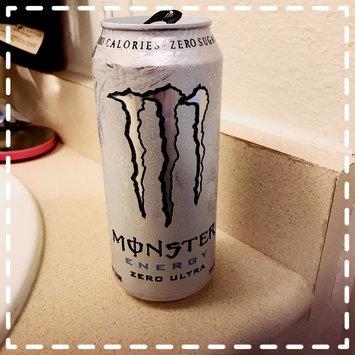 Monster Zero Ultra Energy Drink uploaded by Emma Lou S.