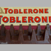 Toblerone of Switzerland Swiss Dark Chocolate with Honey and Almond Nougat uploaded by Daniela S.