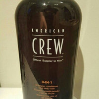 American Crew Classic 3-in-1 Shampoo uploaded by Heather C.