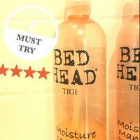 Bed Head Moisture Maniac Shampoo uploaded by Jonna P.