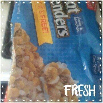 Malt-O-Meal® Oat Blenders® with Honey & Almonds 18 oz. ZIP-PAK® uploaded by Karen M.