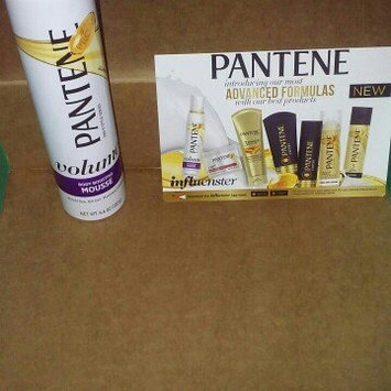 Photo of Pantene Pro-V Fine Hair Style Volume Triple Action Hair Mousse, 6.6 oz uploaded by Reanna R.