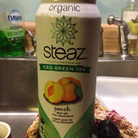 Steaz Iced Green Tea Organic Peach uploaded by Monica R.