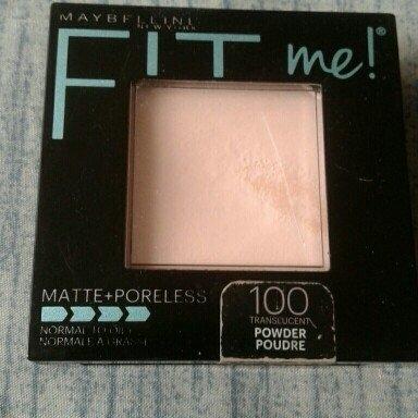 Maybelline Fit Me! Set + Smooth Pressed Powder uploaded by Kasendra L.