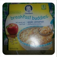 Gerber® Breakfast Buddies® Hot Cereal With Real Fruit Peach uploaded by Andrea Z.