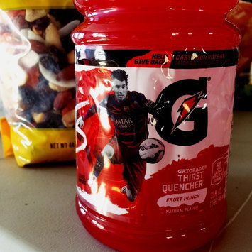 Gatorade Fruit Punch Sports Drink 32 oz uploaded by Tiffany W.