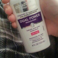 Photo of Equate Beauty Equate Dual Power Moisturizer, 4 fl oz uploaded by Mandi B.