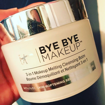 Photo of IT Cosmetics Bye Bye 3-in-1 Makeup Melting Cleansing Balm uploaded by Stephanie G.