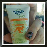 Tom's OF MAINE Lightly Scented Baby Moisturizing Lotion uploaded by Catie S.