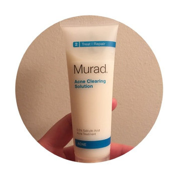 Photo of Murad Acne Clearing Solution uploaded by Burcu O.