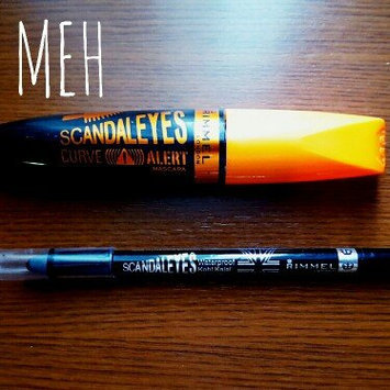 Photo of Rimmel ScandalEyes Curved Mascara with Eye Liner uploaded by Courtney L.