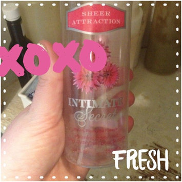 Photo of Intimate Secrets Body Mist Sheer Attraction uploaded by Ashley K.