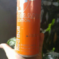 Red Bull® Orange Edition Energy Drink uploaded by Miranda R.