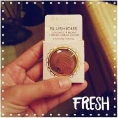 Pacifica Blushious Coconut & Rose Infused Cheek Color uploaded by Ashley P.