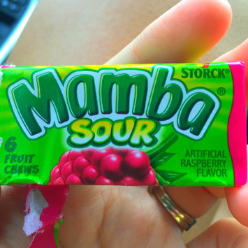 Photo of Mamba Sour Fruit Chews, 0.88 oz, 96 ct uploaded by Vera C.