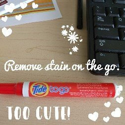 Photo of Tide to Go Instant Stain Remover uploaded by Melissa E.