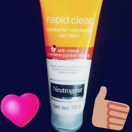 Photo of Neutrogena® Rapid Clear Stubborn Acne Cleanser uploaded by Maria Suzana M.