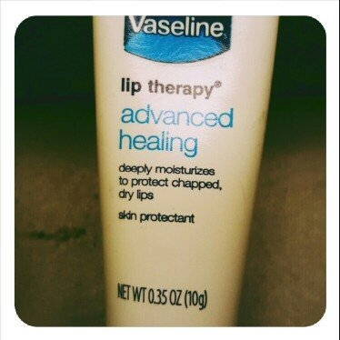 Vaseline Lip Therapy Advanced Healing Tube uploaded by Adris