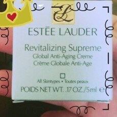 Photo of Estée Lauder Revitalizing Supreme Global Anti-Aging Creme uploaded by Jordan C.