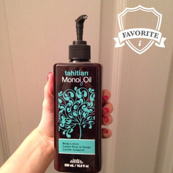 Body Drench Tahitian Monoi Oil Body Lotion uploaded by Christina N.