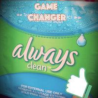 Always Clean Feminine Wipes Refill uploaded by Maria L.
