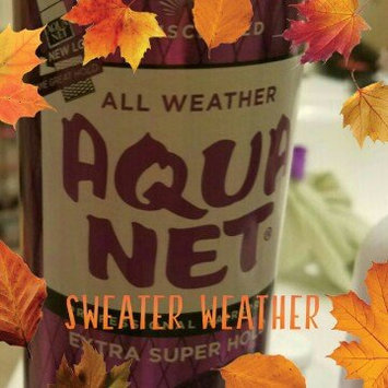 Photo of Aqua Net Extra Super Hold Hairspray, Unscented, 14 oz uploaded by Hannah S.