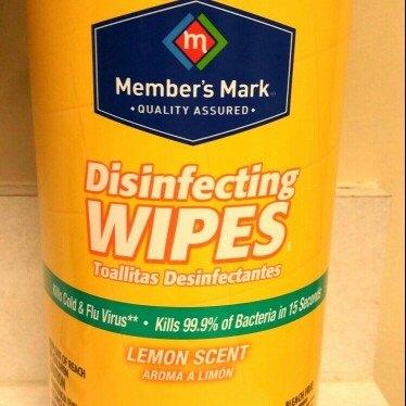 Great Value Lemon Scent Disinfecting Wipes uploaded by nereida p.