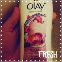 Olay Fresh Outlast Body Wash, Soothing Orchid & Black Currant, 13.5 fl oz uploaded by Carolina P.